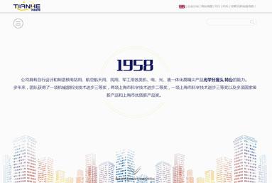 太仓天核集团 门户网站建设