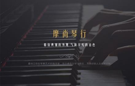 昆山网络推广-昆山巴城镇摩尚琴行